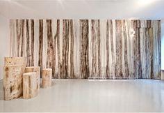 Showroom Milan, Portes Eclisse invisibles