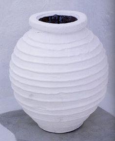 .pottery jar