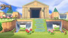 Animal Crossing Qr Codes Clothes, Animal Crossing Pocket Camp, Animal Crossing Game, Landscape Pictures, New Leaf, Island Life, Farm Animals, Ac Ac, Custom Design