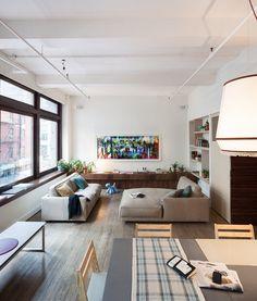 CHELSEA – 25TH ST LOFT, NYC, New York, Design-Apart USA