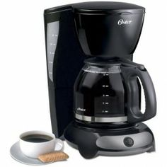 Oster 3302 Coffee Maker, Oster 3302 12 Cup Coffee Maker 220 Volt (Not for Use in USA or Canada) Voltage: 220 volt. Non-USA Compliant. This product Will not work in North America. Coffee Machine Best, Home Coffee Machines, Best Coffee Maker, Espresso Coffee Machine, Drip Coffee Maker, Coffee Maker Reviews, Amazon Coffee, Coffee Store, Online Shopping Stores