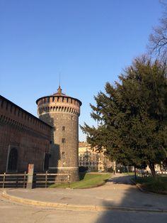 Castello Sforzesco - Milão IT