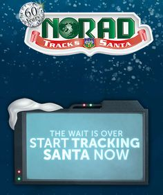 FTM&D: Don't Forget To Track Santa On NORAD! #NORAD #SANT...