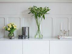 Fotos, Sala de Estar, Caja, Flor Blanco - Hemnet Inspiration