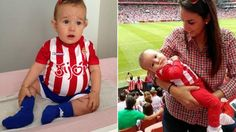 Valeria, la bebé sportinguista enferma que ha unido a toda Asturias, necesita tu ayuda - Contenido seleccionado con la ayuda de http://r4s.to/r4s