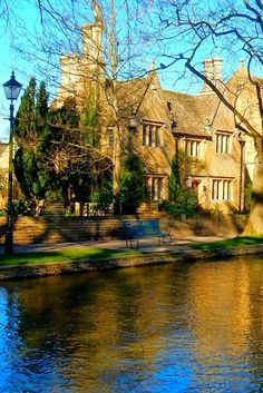 Bourton On The Water, Gloucestershire, Cotswolds, England, UK...an amazing and friendly village