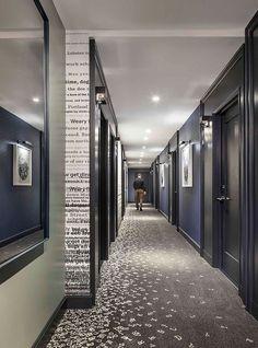 23 best condo hallway ideas images condo hotel corridor for Hotel corridor decor