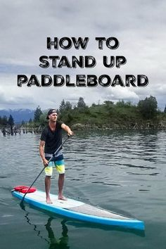 How to Stand Up Paddle board: Ever wanted to try going out on an SUP? Here are some tips for stand up paddle boarding including how to carry your board, how to get up on your board, and how to paddle…More Sup Stand Up Paddle, Sup Paddle, Sup Surf, Sup Boards, Fly Fishing Tips, Sup Yoga, Standup Paddle Board, Paddle Boarding, Water Sports