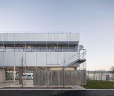 Gallery of IBENERGI Center / taller abierto - 1