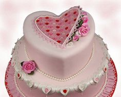 Valentine's Day Cakes   Time for the Holidays