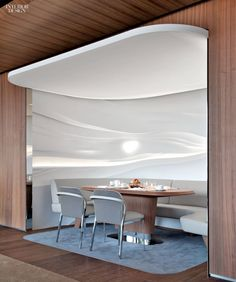 Rise and Shine: Bayerischer Hof's Breakfast Room by Jouin Manku