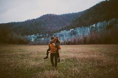 Floral Mountains: Our Engagement
