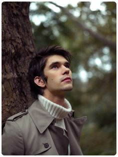 Ben Whishaw - so I just saw him in Richard the 2'nd and he blew me away!!! WOW!