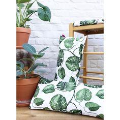 Groen Dekbedovertrek Met Cactusdessin 1 Persoonsbed
