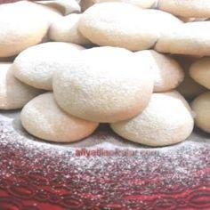 Un Kurabiyesi Tarifi - Afiyetli Sofralar - Yemek Tarifleri