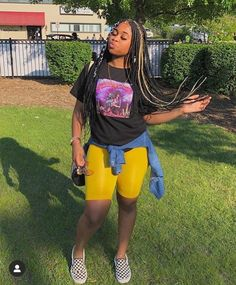 (notitle) - My Style - Biker Shorts Dope Outfits, Short Outfits, Summer Outfits, College Attire, Preteen Fashion, Fashion Beauty, Womens Fashion, Everyday Outfits, Outfit Ideas