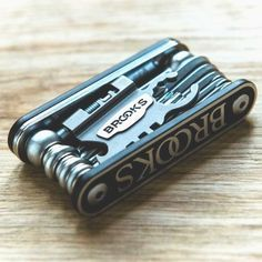MT21 Multitool by Brooks England. Unioncy loves this gadget! Collect and keep track of all your #devices and their details in one place on www.unioncy.com. #gadget #warranty #tech