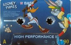 BASF High Performance II 90 (Looney Tunes) A2