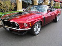 1969 Ford Mustang Custom 408 c  Custom Stroker 408, tremec 5-speed