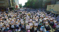 圍院護家萬民齊怒吼 長老教會:政府太不尊重民意 - http://kairos.news/57196