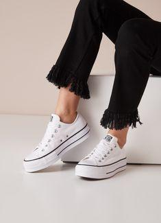 df40ec75ed1 Converse Chuck Taylor All Star platform sneaker • de Bijenkorf
