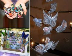 Plastic bottle craft is a nice way to recycle plastic bottles. Sometimes these crafts are so beautiful that can exceed your expectation. Here is a fun DIY project to make a lace and beads decorated butterfly from plastic bottles. It looks so pretty with white lace wings, and sparkling beaded body. It's very simple to make and …