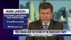 """""""Before this fake news controversy...there was fake hope - there were people who bought every promise that [President Obama] had.""""  On """"Happening Now,"""" Mark Larson explained how there were """"Obama fingerprints"""" on Hillary Clinton's 2016 defeat."""