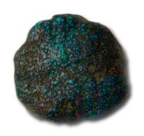 Authentic Lander Blue Turquoise Nugget