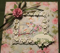 """Hobby creazioni Violetta """"Biglietti d'auguri fatte a mano e altro..."""": """" Buon compleanno!"""""""