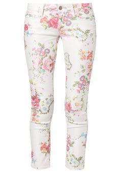 #spodnie #flower #colors #zalando