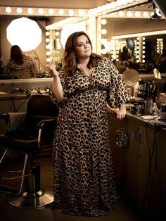 Melissa McCarthy looking fabulous! I love her! ❤️❤️❤️