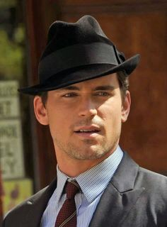You can leave your hat on White Collar 9fc7bf3befdd