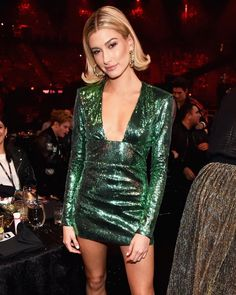 Hailey at the 2018 iHeartRadio Music Awards in Inglewood, CA. (03.11.2018) #haileybaldwin ⠀ [We don't own any of these images. All rights…