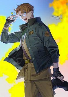 Hetalia Characters, Anime Characters, Alfred Jones, Latin Hetalia, Hetalia America, Hetalia Fanart, Axis Powers, All Anime, Cute Art