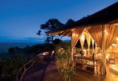 Sanctuary Olonana in the Masai Mara. My boyfriend is gonna take me here someday.