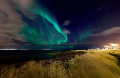 Aurora Landscape Photography By Kristjan Unnar Kristjansson