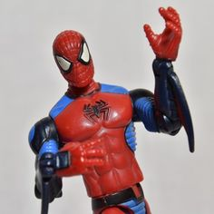Spiderman Marvel 2008 Aquatic Scuba Spiderman