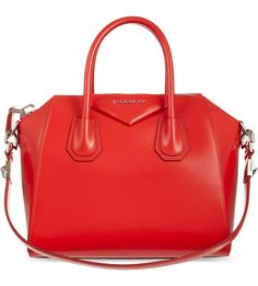 GIVENCHY - Antigona small leather tote | Selfridges.com