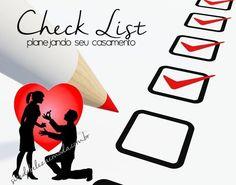 Aprenda elaborar um checklist para seu casamento. Sugerimos uma lista com 27 itens para você acompanhar todos os passos do seu casamento. Dicas para noivas.