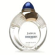 Jaipur By Boucheron For Women. Eau De Parfum Miniature 5 Ml. by Boucheron. $14.30. Packaging for this product may vary from that shown in the image above. This item is not for sale in Catalina Island. Launched by the design house of Boucheron in 1994, JAIPUR PERFUME is classified as a sharp, flowery fragrance. This feminine scent possesses a blend of fruity florals, including melons, peaches and plums. It is recommended for daytime wear.. Save 43% Off!