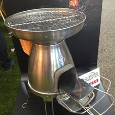 BioLite BaseCamp Stove Overview - seriously everyone needs one of these! Utility Patent, Airstream Basecamp, Best Camping Gear, Campfires, Stoves, Books, Fire Pits, Libros, Skillets