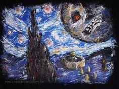 Starry Night of The Final Day #MajorasMask