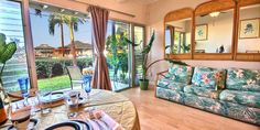 Beautiful Ocean Views and just across the street from Kihei's longest beach, Sugar Beach.  Walk right out your unit to take morning strolls from Kihei to Maalaea. Get it now just in time to watch the whales from the beach.  This unit has a full-sized kitchen and can easily sleep 4. The unit was recentlyremodeled with new cabinets, new refrigerator, new air conditioner, ceramic tile floor, laminate flooring, new bath tile, and all freshly painted. Home Warranty INCLUDED. Wonderful to relax in…