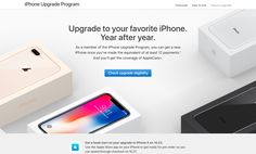 Learn about Apple's Upgrade Program offers a 'head start' on iPhone X http://ift.tt/2hTk9GQ on www.Service.fit - Specialised Service Consultants.