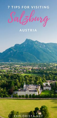 Salzburg, Austria is such a charming, beautiful city! Here are my top things to do in Salzburg.