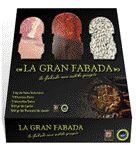 Idea Packaging para La Gran Fabada de La Bodega del Labrador