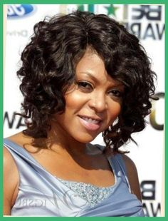 The Most Brilliant As well as Stunning curly bob weave hairstyles Intended for Wish Curly Bob Weave, Curly Weave Hairstyles, Curly Hair Cuts, Human Hair Lace Wigs, 100 Human Hair, Natural Hair Wigs, Natural Hair Styles, Taraji P Henson Hairstyles, Hair Care Oil