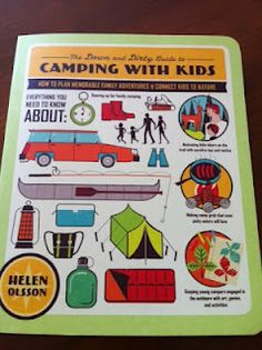 A great camping with kids book.