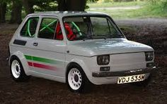 Fiat 126 - Google Search Fiat 500, Automobile Companies, Racing Events, Fiat Abarth, Automotive Decor, Important Facts, City Car, Small Cars, Ford