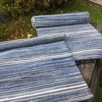 Cotton Rugs, Weaving, Rag Rugs, Knitting, Wood, Crafts, Inspiration, Carpet, Projects